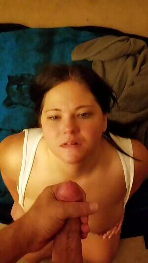 Melrose Foxxx Sucking Dick